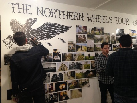 Element x TIMBER! SS15 Collection Launch Party: The Northern Wheels Tour 2015