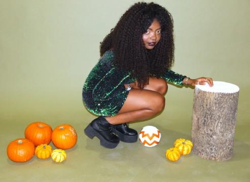 Happy Halloween! #PlusPumpkins
