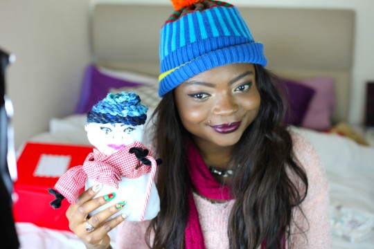 Merry #Plusmas | Google+ Snowman Challenge