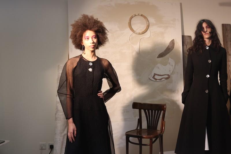 Regina Pyo at London Fashion Week