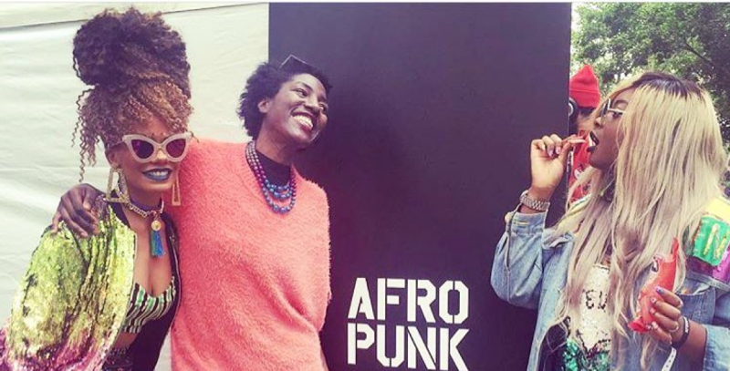 #AfroPunk Paris