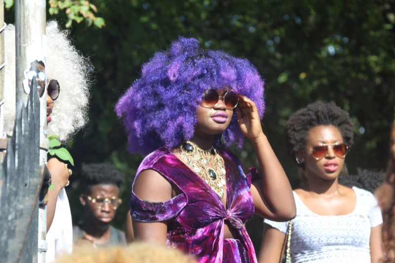 Streetstyle at #AFROPUNK Brooklyn 2016