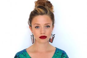 Catface Earrings – Drink Up