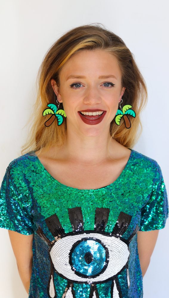 Catface Earrings – New to Catface Store