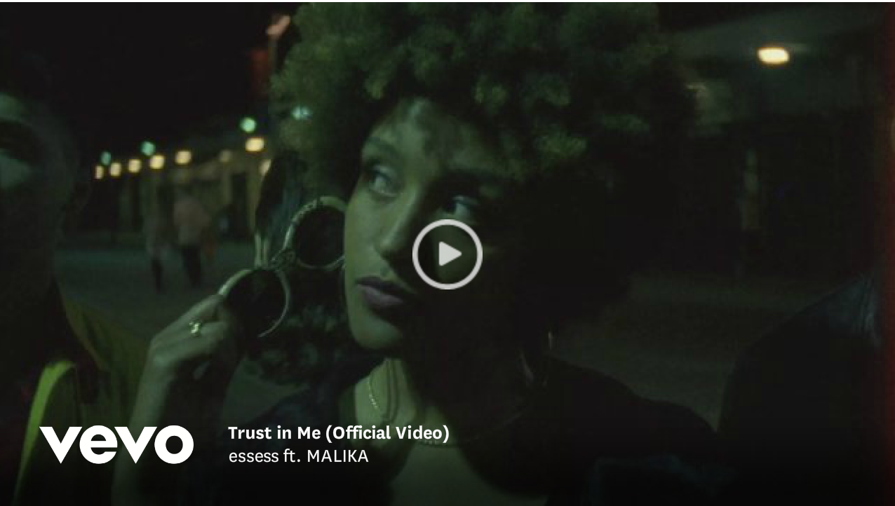 Trust in Me (Official Video)  essess ft. MALIKA