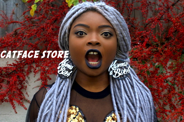 Get ready for Christmas with Catface Store #CatfaceHair